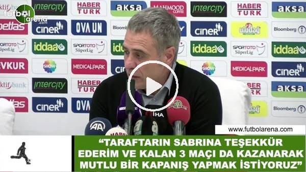 Yanal'dan Fenerbahçe taraftarına mesaj