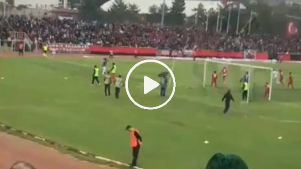 Kemal Can Aydemir'in Çorumspor'a attığı gol