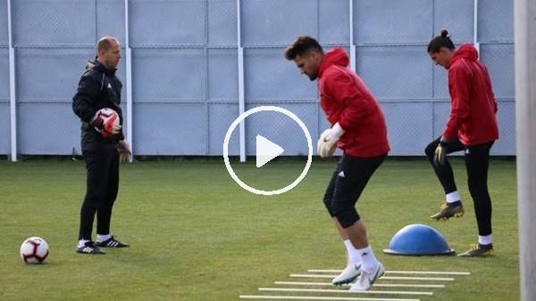 'Sivasspor'da Göztepe maçı hazırlıkları