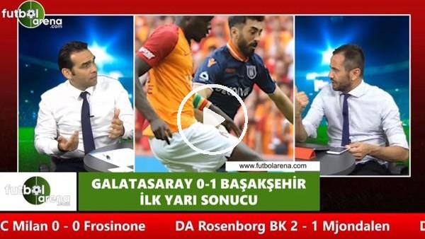 """'Cenk Özcan: """"Pozisyon net penaltı, VAR'a gitmenin ölçüsü nedir?"""""""