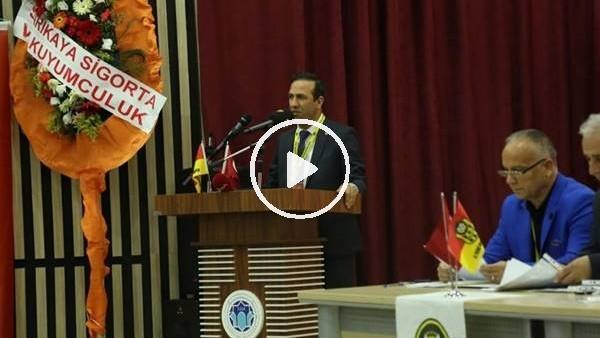 'Yeni Malatyaspor'da yönetim mali açıdan ibra edildi