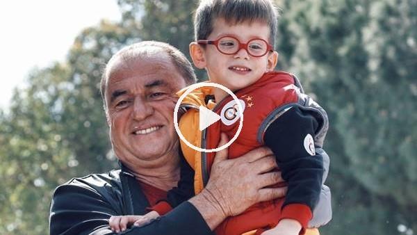'Fatih Terim'in torunu Yaman'dan şampiyonluk şarkısı