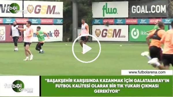 """Ali Naci Küçük: """"Galatasaray'ın kazanması için futbol kalitesi olarak bir tık yukarı çıkması gerekiyor"""""""