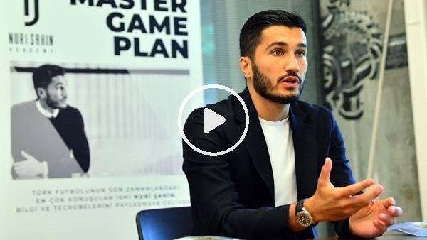 """Nuri Şahin: """"Milli Takım'da genç futbolcular oynadıkça mutlu oluyorum"""""""