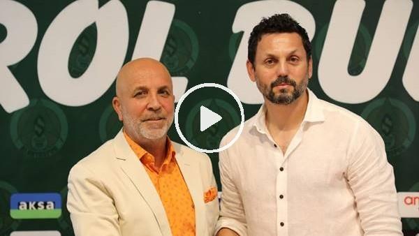 'Aytemiz Alanyaspor, Erol Bulut ile sözleşme imzaladı