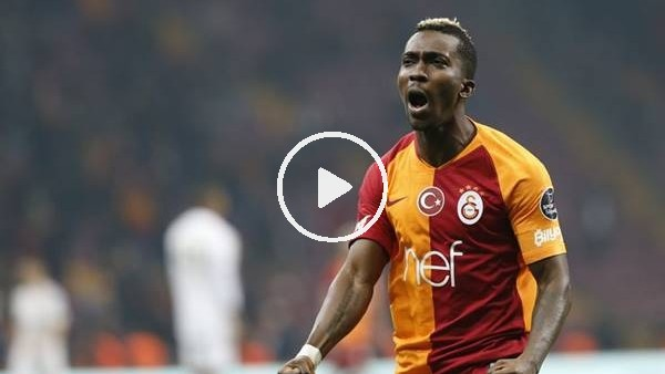 """'Cenk Özcan: """"Onyekuru'nun Galatasaray'da kalmasından yanayım"""""""