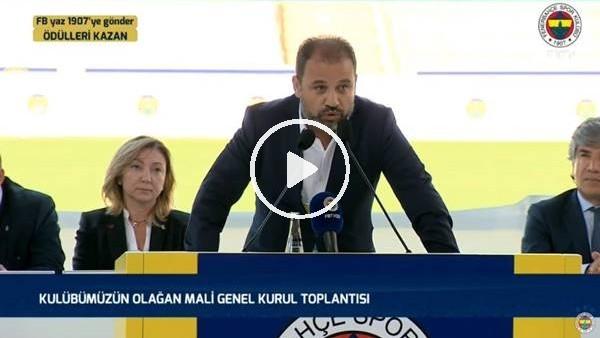 """'Fenerbahçe Kongre Üyesinden flaş sözler! """"Türkiye'de küfür edip, adam döverek şampiyon olunuyor"""""""