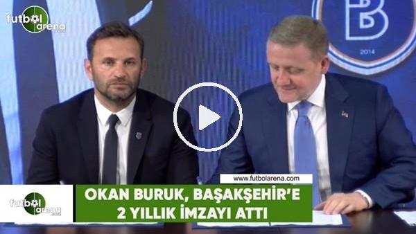 'Okan Buruk, Başakşehir'e 2 yıllık imzayı attı