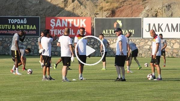 'Yeni Malatyaspor hazırlıklarına devam etti