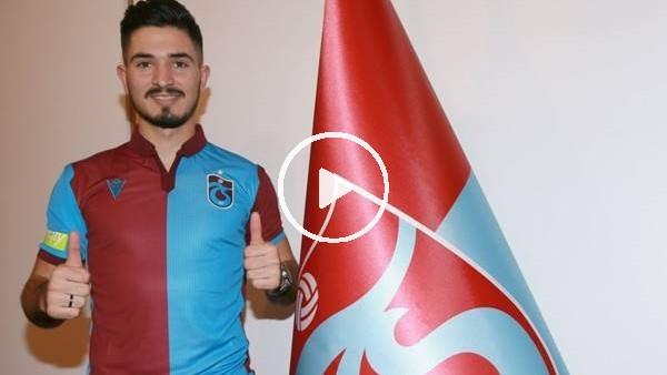 'Trabzonspor'da Fıratcan Üzüm imzayı attı