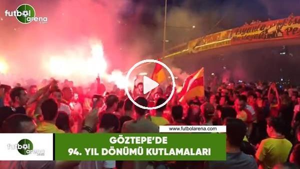 'Göztepe'de 94. yıl dönümü kutlamaları