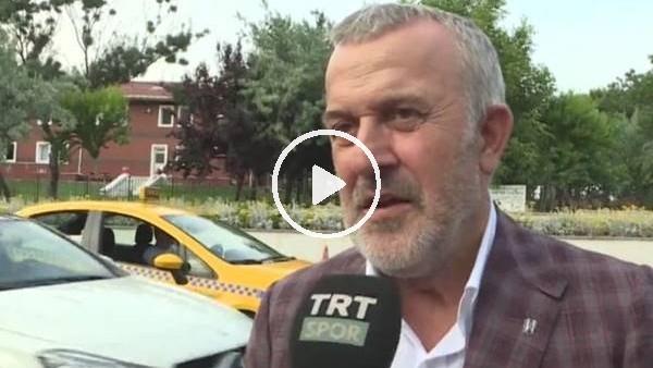 'Ahmet Ürkmezgil'den transfer açıklaması