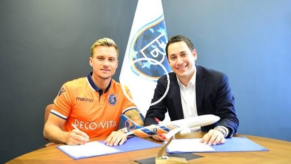 'Başakşehir, Gulbrandsen  transferini açıkladı