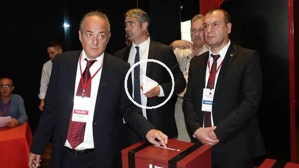 'Gençlerbirliği'nde Murat Cavcav yeniden başkan seçildi