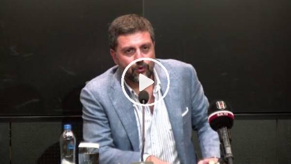 'Şafak Mahmutyazıcıoğlu basın toplantısında soruları yanıtladı