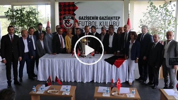 'Gazişehir Gaziantep'in genel kurulu yapıldı