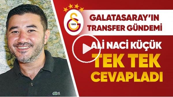 'Galatasaray Transfer Gündemi (13 Haziran 2019)
