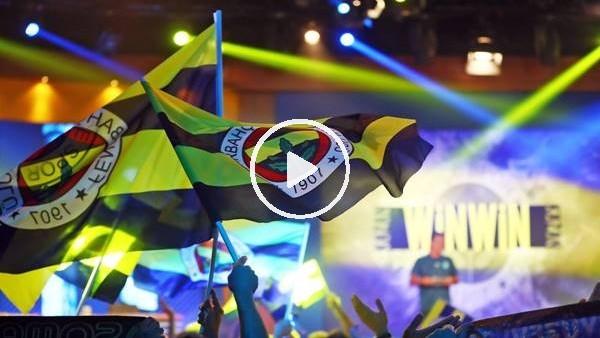 'Fenerbahçe WinWin gecesinde 100 bin sms rekor denemesi