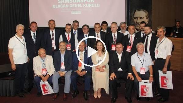 'Samsunspor'da İsmail Uyanık güven tazeledi