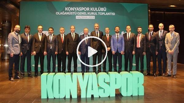 'Konyaspor'da Hilmi Kulluk güven tazeledi