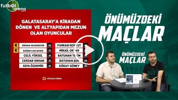 'Galatasaray altyapısından A takıma yükselebilecek oyuncular hangileri?