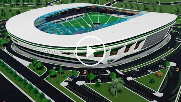 'Denizlispor Stadı, Süper Lig'e hazırlanıyor