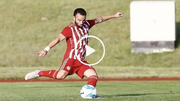 'Valbuena, Olympiakos formasıyla ilk golünü attı
