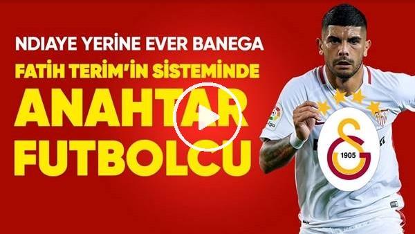 'Galatasaray'ın transfer hedefi Ever Banega kimdir? Banega hangi mevkide oynuyor? Özellikleri neler?