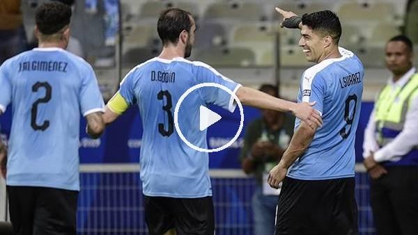 'Uruguay 4-0 Ekvador (Maç özeti)