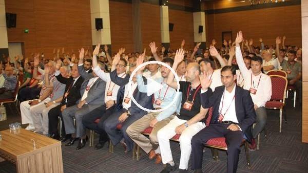 'Balıkesirspor'da başkan Kadir Dağlı seçildi