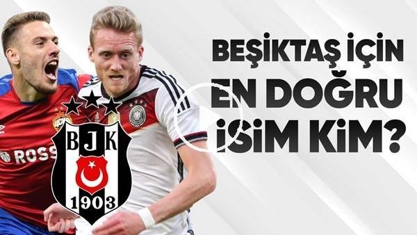 'Beşiktaş Kimleri Transfer Edecek? Gündemdeki İsimler Beşiktaş'a Neler Katar? Avcı'nın Transfer Planı