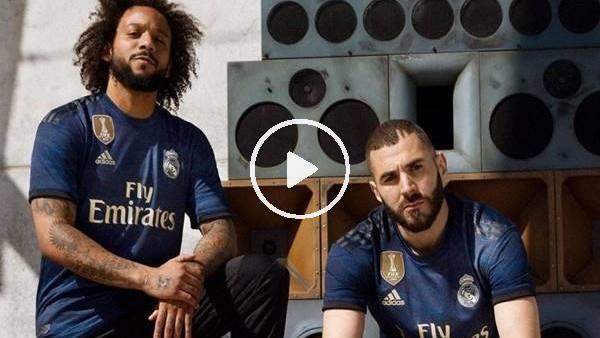 'Real Madrid yeni sezon formalarını tanıttı