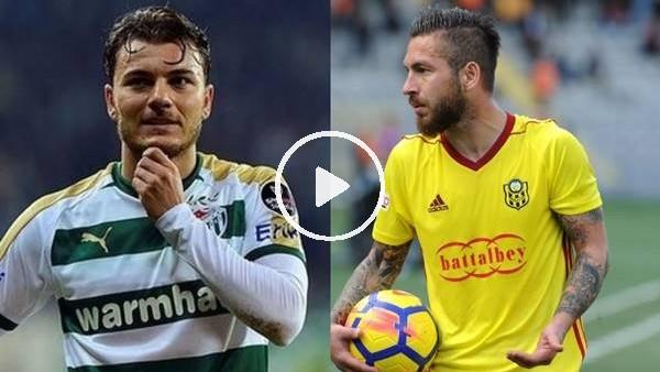 'Galatasaray'dan 2 transfer birden
