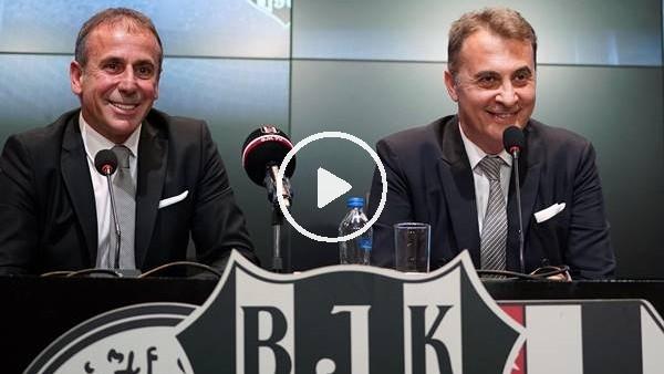 """'Abdullah Avcı: """"Beşiktaşlılık duygusunu yaşamak ve hissetmek çok önemli"""""""