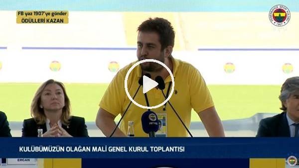 """'Mehmet Gürel'den Ali Koç: """"Bizi Fatih Terim'in hegemonyasından kurtarın"""""""
