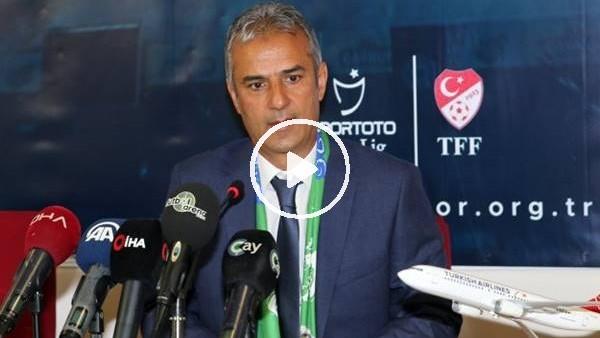 'İsmail Kartal'dan transfer ve yeni sezon açıklaması