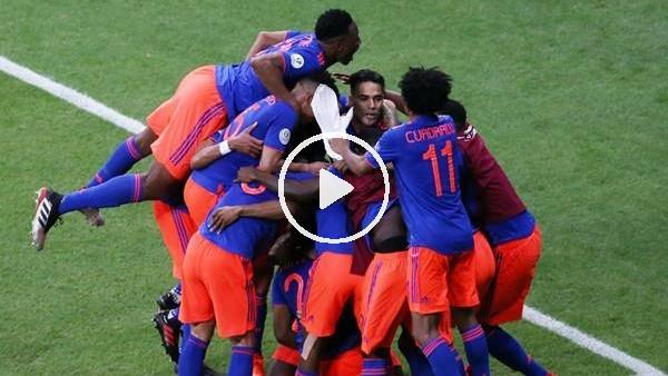 'Arjantin 0-2 Kolombiya (Maç özeti)