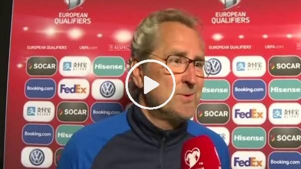 """Erik Hamren: """"Ben futbola odaklanıyorum, herkes kendi işine bakıyor"""""""