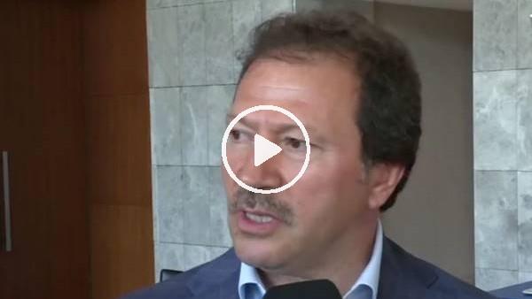"""'Mehmet Yiğiner: """"Bize WhatsApp'tan futbolcu öneriyorlar"""""""