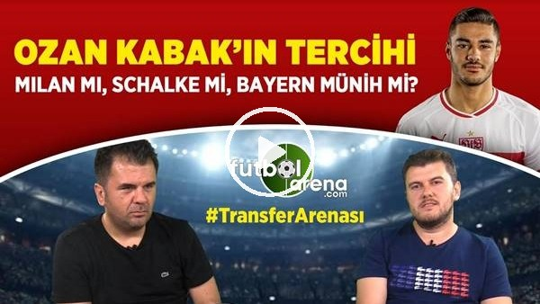 'Ozan Kabak Hangisine Transfer Olmalı? Schalke 04, Milan, Bayern Münih? Ozan'ın Almanya Performansı