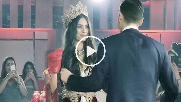"""'Mesut Özil'in kına gecesinde '""""Ölürüm Türkiyem"""" şarkısı"""