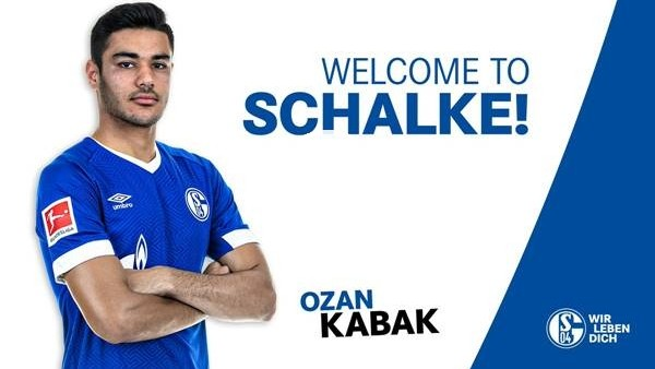 'Ozan Kabak, Schalke 04'e transfer oldu!