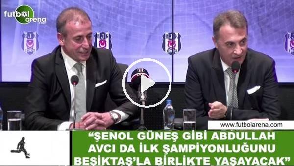 """Fikret Orman: """"Şenol Güneş gibi Abdullah Avcı da ilk şampiyonluğunu Beşitaş ile yaşayacak"""""""