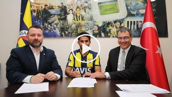 'Fenerbahçe, Murat Sağlam ile sözleşme imzaladı