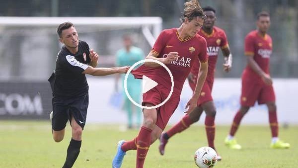 'Roma 7-0 Rieti (Maç özeti)