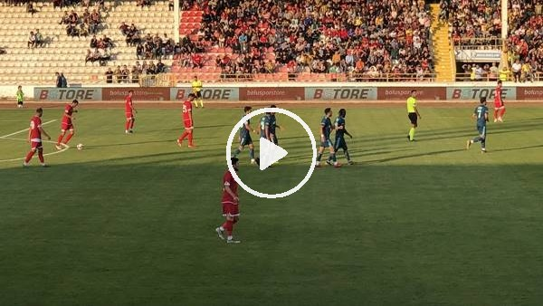 'Moses'in Boluspor'a attığı gol