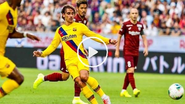 'Kobe 0-2 Barcelona (Maç özeti)