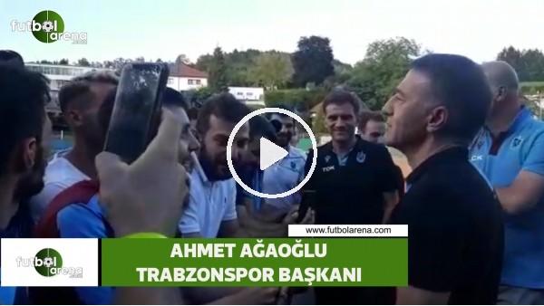 'Ahmet Ağaoğlu'na forvet teklifi
