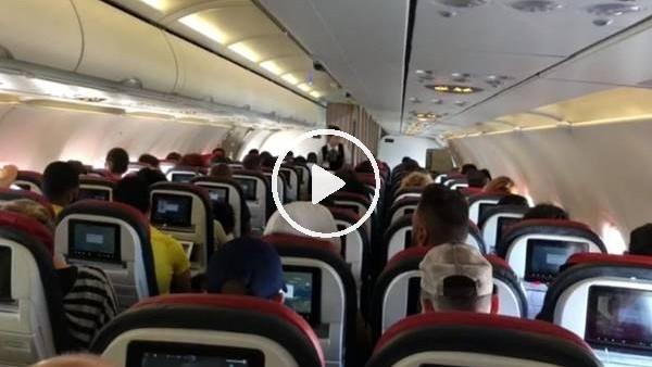 'Yeni Malatyaspor'u Slovenya'ya götüren uçağın pilotu Beşiktaşlı olunca..