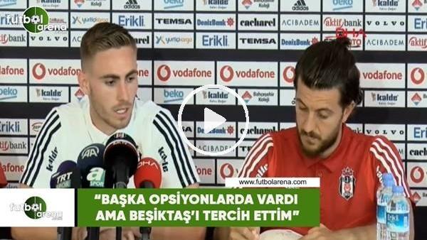 """Tyler Boyd: """"Başka opsiyonlarda vardı ama Beşiktaş'ı tercih ettim"""""""